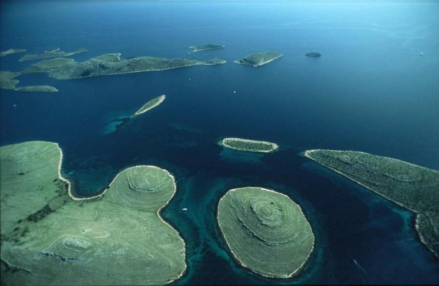 Chorvátsko - národný park Kornati