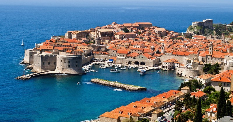 Chorvátsko - Dubrovnik