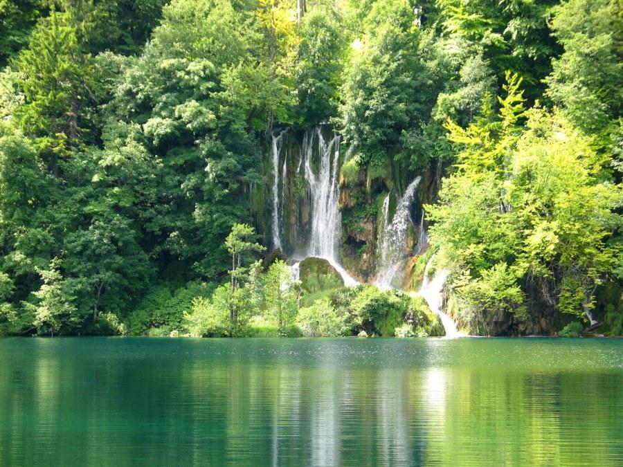 Chorvátsko - Plitvické jazerá