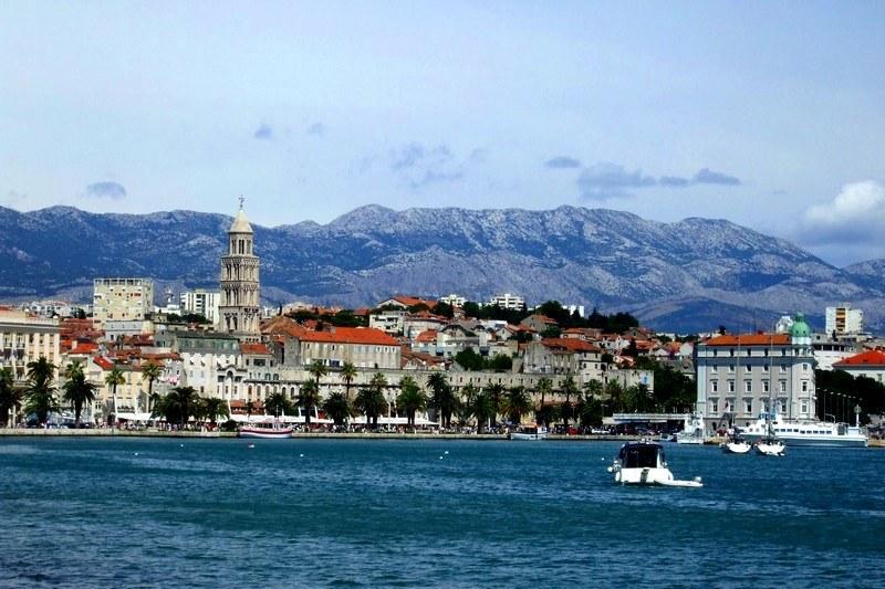 Chorvátsko - Split